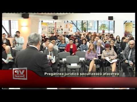 Pregătirea juridică securizează afacerea