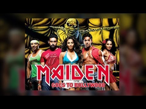 Maiden Goes To Bollywood