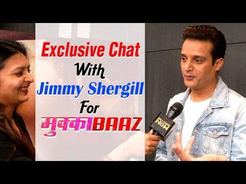 Exclusive Chat With Jimmy Shergill For Mukkabaaz