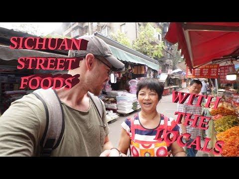 CRAZY SICHUAN Foods in Chengdu, MUST EATS! - Thời lượng: 23 phút.
