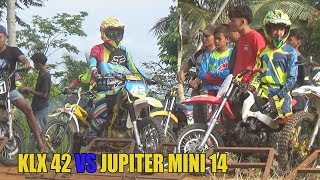 Video MUSTAHIL!! JUPITER MINI mengalahkan KLX tapi ternyata MP3, 3GP, MP4, WEBM, AVI, FLV Juli 2018