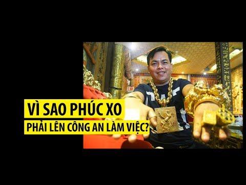 Phúc XO là ai, đeo vàng nhiều nhất Việt Nam mà sao phải lên công an làm việc? - Thời lượng: 2:02.