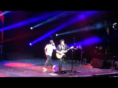 Video JOURNEY: DON'T STOP BELIEVIN', LIVE, TOYOTA CENTER, HOUSTON, TX 09/03/2018 download in MP3, 3GP, MP4, WEBM, AVI, FLV January 2017