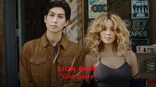 Lion Babe Jump Hi (feat. Childish Gambino) retronew