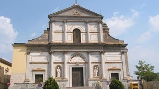 Avellino Italy  city photo : AVELLINO ( Irpinia - Italy ) - IL DUOMO CON CRIPTA - Tour Completo - THE CATHEDRAL WITH THE CRYPT -