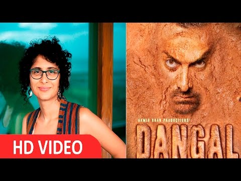 Keeping Our Fingers Crossed Now For Dangal :Kiran Rao