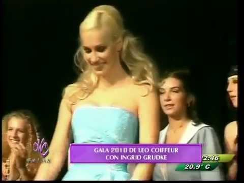 APERTURA Y BLOQUE 1 Moda y Coiffeur Misiones Argentina transmitido por Canal 12 Multimedios SAPEM