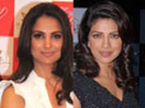 Lara Dutta's SPECIAL gift for Priyanka !