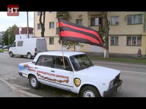 У здания администрации Великого Новгорода сегодня прошла серия одиночных пикетов