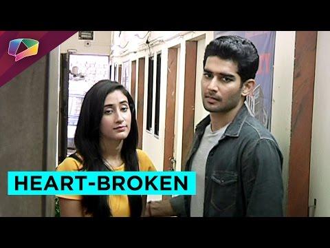 Meera consoles Abhishek in Bade Bhaiyaa ki Dulhani