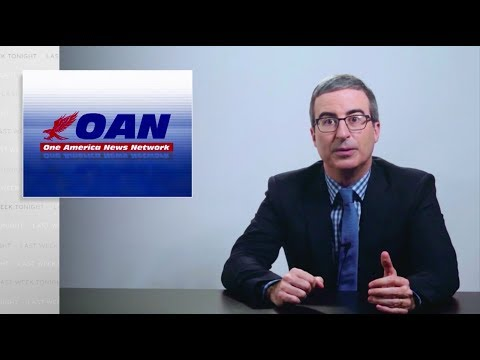 OAN: Last Week Tonight with John Oliver (HBO)