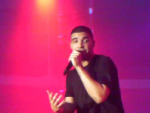 Drake - Throw It In The Bag - Live at Slippery Rock