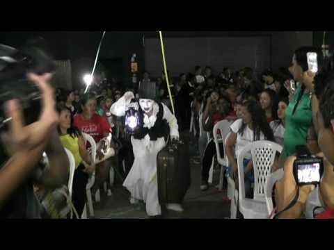 Abertura do Rally de Natal Fantástica em Presidente Dutra (MA)