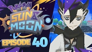 Pokémon Sun & Moon Let's Play w/ TheKingNappy! - Ep 40 ANOTHER FAMILIAR FACE!? by King Nappy