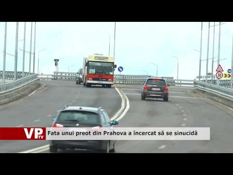 Fata unui preot din Prahova a încercat să se sinucidă