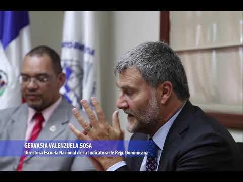 """Proyecto de Cooperación Internacional """"Perfeccionamiento de la Defensa Pública en Rep. Dominicana"""" 3"""