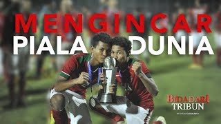 Download Video Bidadari Tribun #2 -  Si Kembar Bagas & Bagus TIMNAS U16 Mengincar Piala Dunia - Part 2 MP3 3GP MP4