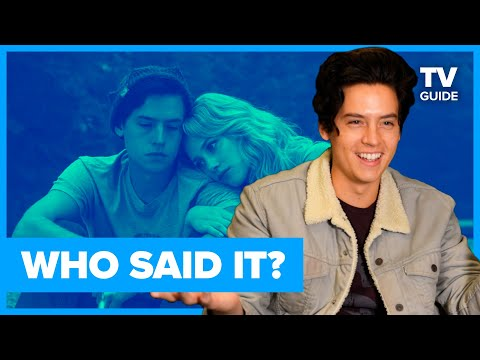 Riverdale Cast Plays WHO SAID IT? Jughead or Emo Band