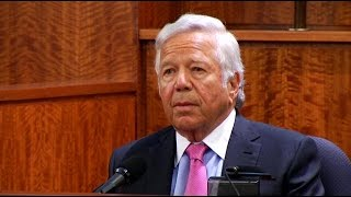 Video Raw Video: Robert Kraft Testifies At Hernandez Trial MP3, 3GP, MP4, WEBM, AVI, FLV Desember 2018