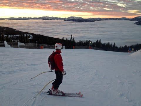Semmering Stuhleck - Opening Winter Season 2014