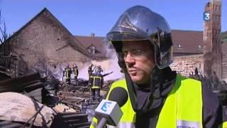 Nuits-Saint-Georges France  city photo : Nuits-Saint-Georges : un incendie ravage une ancienne menuiserie