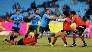 Bulls v Sunwolves Rd. 16 2016 | Super Rugby Video Highlights