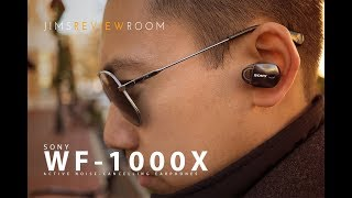 Download Lagu Sony WF-1000X Active Noise Cancelling Truly Wireless - REVIEW Mp3