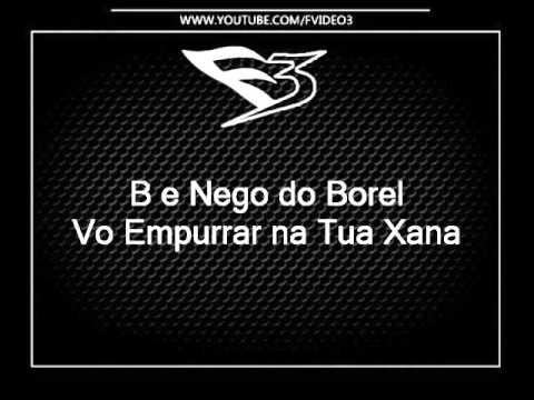 Mcs B e Nego do Borel - Vo Empurrar na Tua Xana [DJ BIFAO]