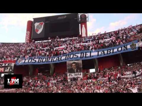 Video - A la cancha voy Igual   Gol   Si, Si Señores yo soy de River - HD - Los Borrachos del Tablón - River Plate - Argentina