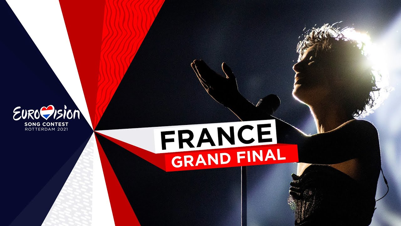 Barbara Pravi - Voilà (Prantsusmaa 2021)
