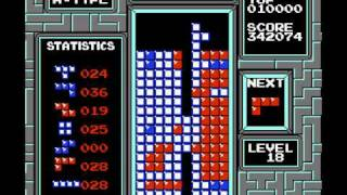 "Video NES Tetris ""Fastest 999999"" by Acmlm in 03:11.78 MP3, 3GP, MP4, WEBM, AVI, FLV Maret 2018"