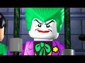 Lego Batman The Videogame All Cutscenes Full Movie Hd