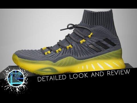 adidas Crazy Explosive 2017 PK (видео)
