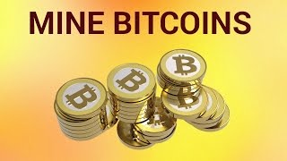 """A couple of years ago, the word """"Bitcoin"""" sounded like a new gizmo. However, in 2013 it already became a strong online alternative currency. Even if you've lost the """"first train"""" in Bitcoin mining, you can still get in it and make some profit. Here's the overview tutorial on how to mine Bitcoins. If you're not an advanced Bitcoin user - don't worry. We've just made it accessible also by absolute beginners. Don't forget to check out our site http://howtech.tv/ for more free how-to videos!http://youtube.com/ithowtovids - our feedhttp://www.facebook.com/howtechtv - join us on facebookhttps://plus.google.com/103440382717658277879 - our group in Google+Step 1.  Before you involve in mining Bitcoins, make sure you have a spare computer with a lot of operational memory. Ideally you should have a separate computer working on mining Bitcoins in 24/7 mode. The place where you mine Bitcoins should be safe from power cuts and accidents alike, since it can easily destroy your hard earned money. Step 2. As with any currency, you'll need to have a place where to keep it. Before you start mining your Bitcoins, you'll have to create a Bitcoin wallet. Go to the link you see on screen (https://bitcoin.org/en/choose-your-wallet ) and download the Bitcoin client that would suit your liking. Follow the instructions on the website to install the wallet on your computer. Make sure you make the copy of your wallet data file, otherwise you might lose your Bitcoins.Step 3. Nowadays you cannot mine your Bitcoins anymore alone if you want to get some considerable profit. That's why it might be better to join the so-called """"pool""""  of Bitcoin miners. There are different groups that unite for mining. You can see several trustworthy group websites here (http://www.bitcoinmining.com/bitcoin-mining-pools) - pick one of them to join the pool. Step 4.  Whether alone or in a mining group, what you will need to do is to install the mining program on your computer. Make sure you have a capable system, wit"""