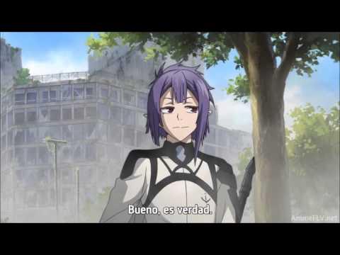 Owari no Seraph: Nagoya kessen-hen | OST 108 | Mika asesina a Aiko Aihara