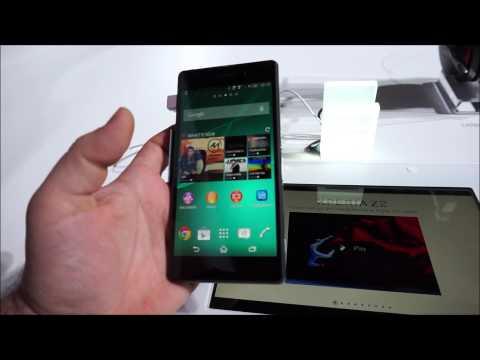 Sony Xperia Z2 la MWC 2014