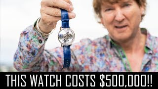 Video I BOUGHT ANOTHER HALF A MILLION DOLLAR WATCH! MP3, 3GP, MP4, WEBM, AVI, FLV Mei 2019