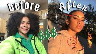 Video New Year , New Me ? | 24 Hour Transformation | Glow Up Challenge 2019 MP3, 3GP, MP4, WEBM, AVI, FLV Februari 2019