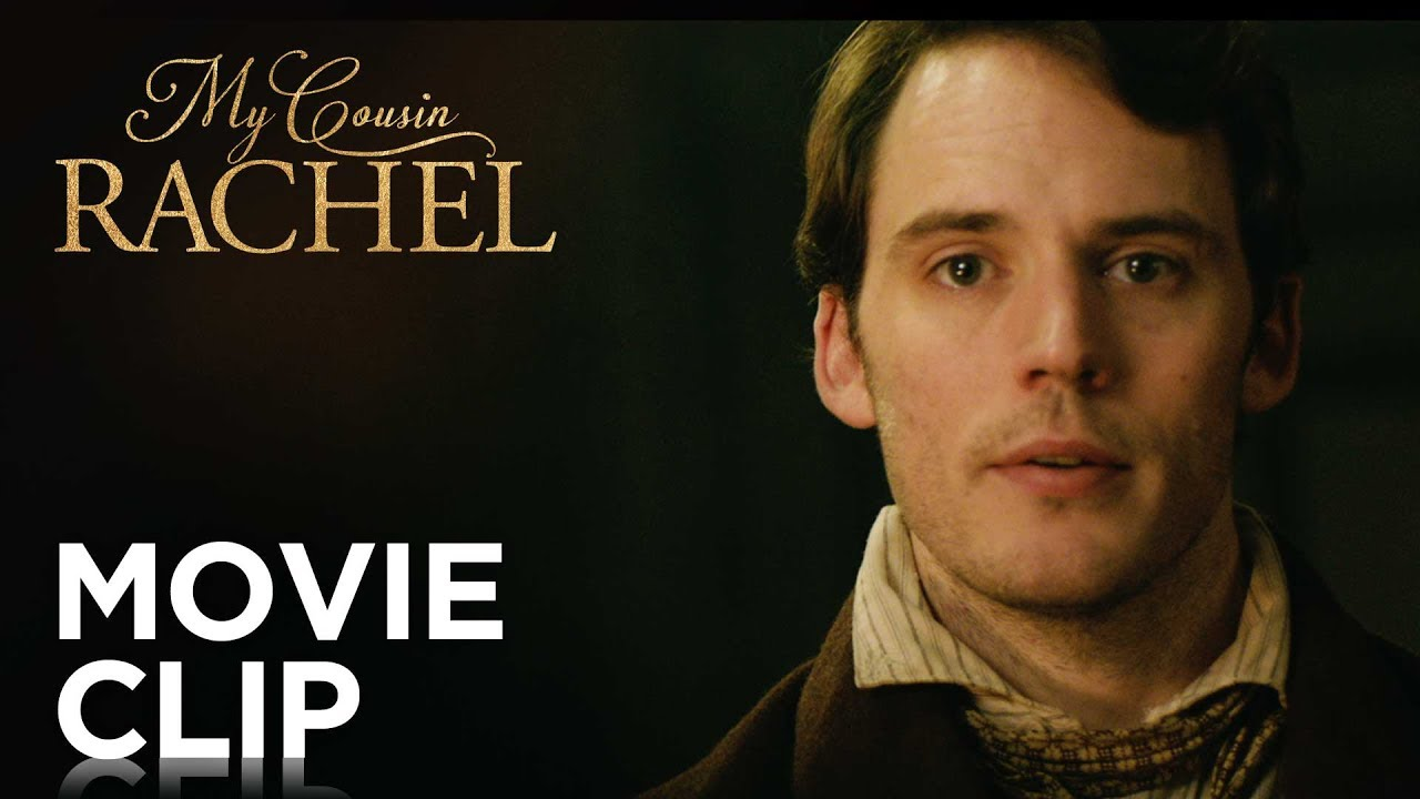 She's Notorious. Watch Sam Claflin & Rachel Weisz in 'My Cousin Rachel' (Clip) Dark Romance Period Drama with a Twist