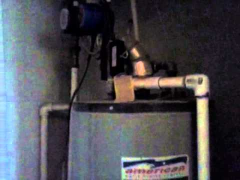 How to stop water pipe freeze w/ circulation pump
