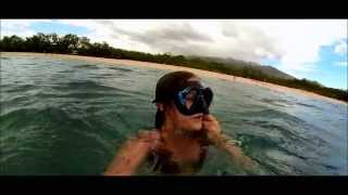 Video Female Freediving Big Beach Maui MP3, 3GP, MP4, WEBM, AVI, FLV Juli 2019