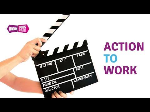 South London Jobs Fair 2012 – Action To Work