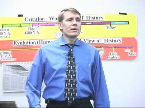 CSE 101-1 – Kent Hovind – College Series – Young Earth Creationism (FULL)