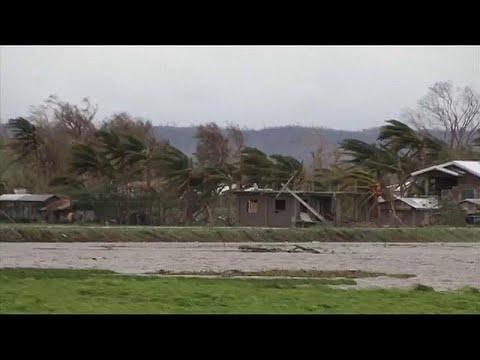 Φιλιππίνες: Αυξάνεται ο αριθμός των θυμάτων από τον υπερτυφώνα…