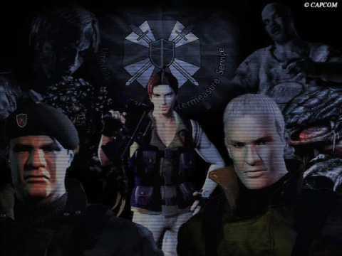 Resident Evil OST-RE3 (The Mercenaries): The Doomed City