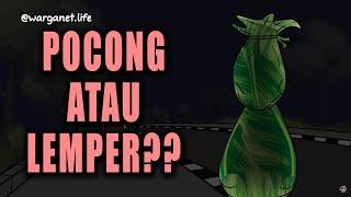 Video Pocong Atau Lemper | Animasi Horor Kartun Lucu | Warganet Life MP3, 3GP, MP4, WEBM, AVI, FLV Januari 2019