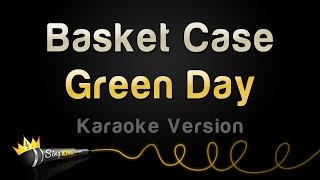 Green Day - Basket Case (Karaoke Version)
