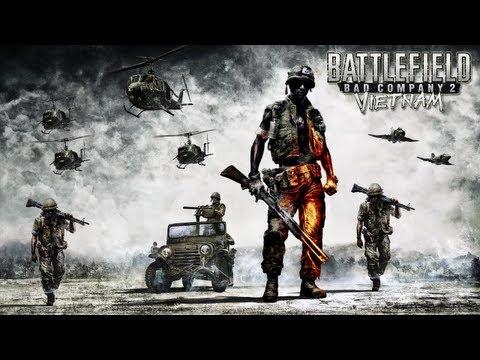 геймплей Battlefield Bad Company 2 Vietnam