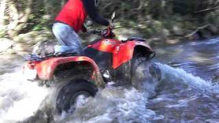 6. Arctic Cat 500 4x4