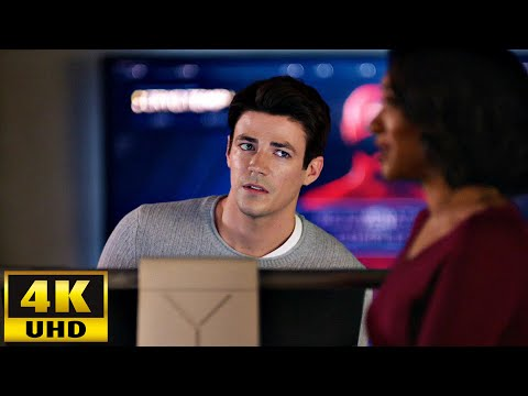 The Flash 7x06 Barry is awake and suspicious of the Speedforce [4K UHD]